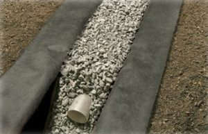 drainage solution roswell