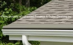 gutter protection installation in Atlanta