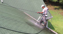 pressure washing safety