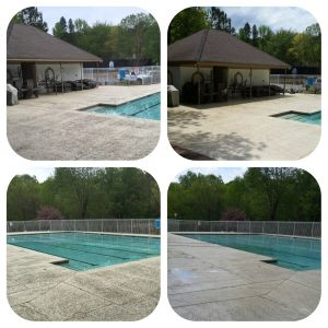 pool cleaning alpharetta