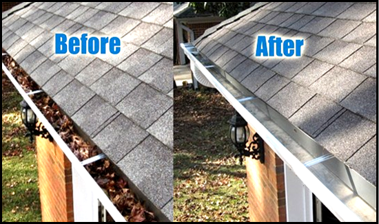 20% OFF GUTTER CLEANING