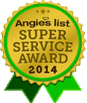 Angie's LIst Super Service Award Georgia