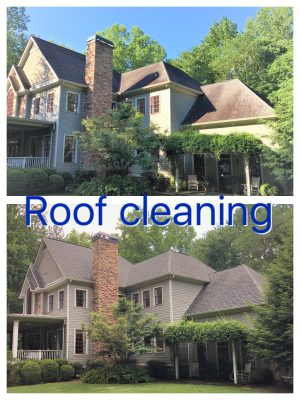 house washing roswell